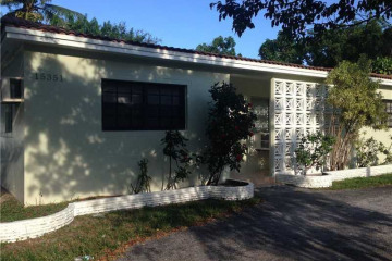 Home for Sale at 15351 NE 11 Ct, North Miami Beach FL 33162