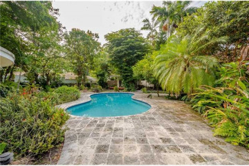 Home for Sale at 3863 S Douglas Rd, Coconut Grove FL 33133