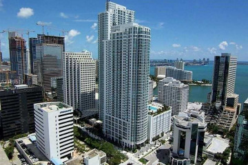 Home for Sale at 950 Brickell Bay Dr #2801, Miami FL 33131