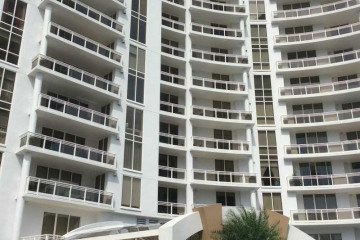 Home for Rent at 901 Brickell Key Bl #1902, Miami FL 33131