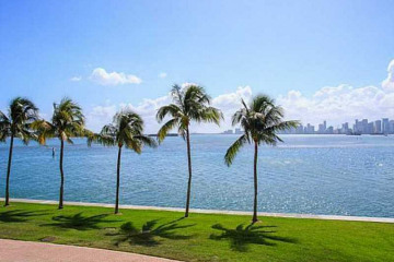 Home for Sale at 5224 Fisher Island Dr #5224, Fisher Island FL 33109