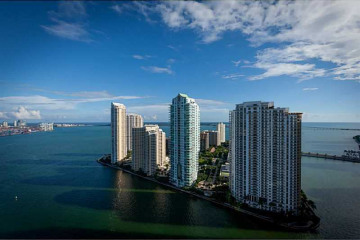 Home for Sale at 300 S Biscayne Bl #T-3110, Miami FL 33131