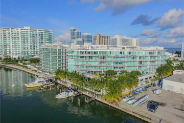 Home for Sale at 6580 Indian Creek Dr #509, Miami Beach FL 33141