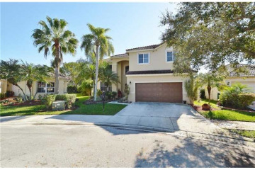 Home for Sale at 1296 Windsor Ln, Weston FL 33327