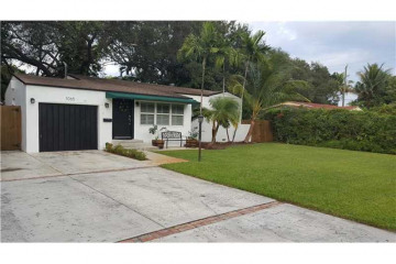 Home for Sale at 1065 NE 121st St, North Miami FL 33161