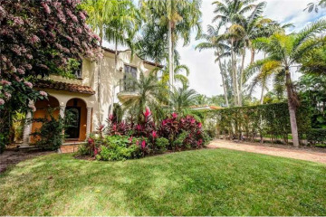 Home for Sale at 1413 Obispo Ave, Coral Gables FL 33134