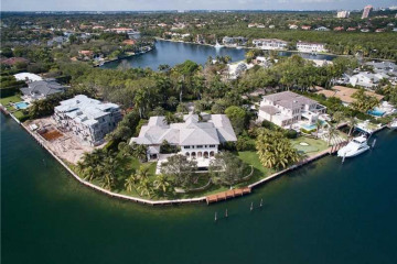 Home for Sale at 80 Leucadendra Dr, Coral Gables FL 33156