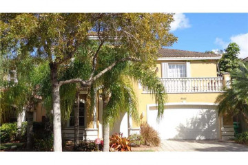 Home for Sale at 8983 SW 206th St, Cutler Bay FL 33189