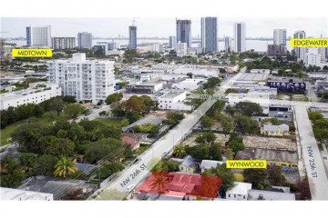 Home for Sale at 80 NW 26 Street, Miami FL 33127