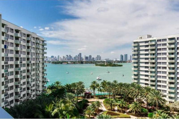 Home for Sale at 1500 Bay Rd #1064s #1064S, Miami Beach FL 33139