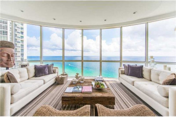 Home for Sale at 18101 Collins Ave #3709, Sunny Isles Beach FL 33160