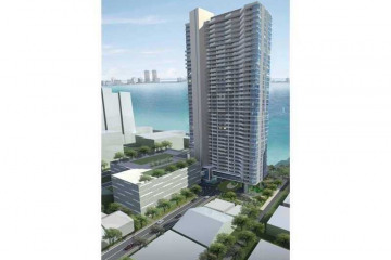 Home for Rent at 460 NE 28 St #2304 #2304, Miami FL 33137