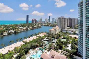 Home for Sale at 20155 NE 38th Ct #2302, Aventura FL 33180