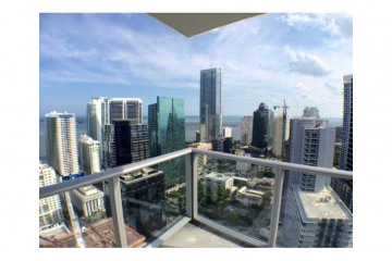 Home for Rent at 1100 S Miami Ave #3901, Miami FL 33130