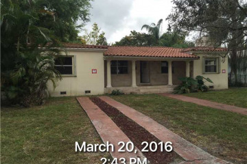 Home for Sale at 150 NW 99th St, Miami Shores FL 33150
