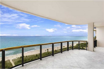 Home for Sale at 9999 Collins Ave #15e, Bal Harbour FL 33154