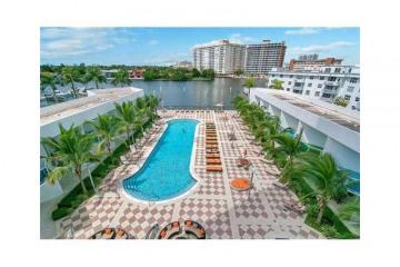Home for Sale at 1945 S Ocean Dr #408 #408, Hallandale FL 33009