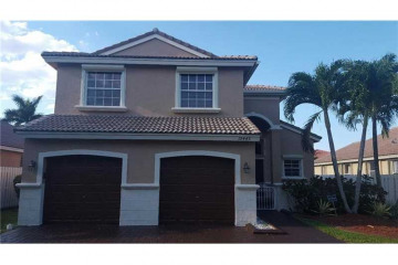 Home for Sale at 19445 SW 25th Ct, Miramar FL 33029