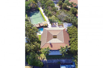 Home for Sale at 11065 Marin St, Coral Gables FL 33156