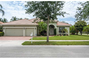 Home for Sale at 2211 NW 129th Ter, Pembroke Pines FL 33028