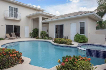 Home for Sale at 8961 SW 8th St, Plantation FL 33324