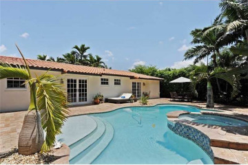 Home for Sale at 9020 SW 45 St, Miami FL 33165