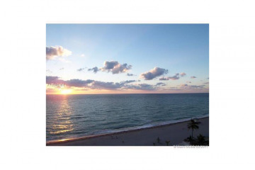 Home for Rent at 3505 S Ocean Dr #1021, Hollywood FL 33019