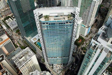 Home for Rent at 1300 Brickell Bay Dr #3603, Miami FL 33131