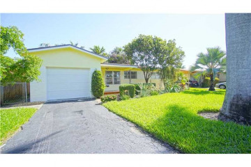 Home for Rent at 1521 Arthur St, Hollywood FL 33020