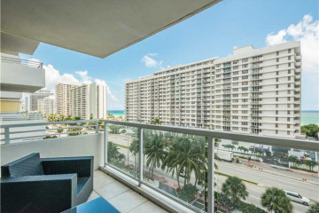 Home for Sale at 5600 Collins Ave #8w, Miami Beach FL 33140