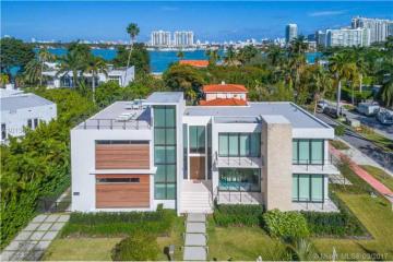 Home for Sale at 401 W Rivo Alto Dr, Miami Beach FL 33139