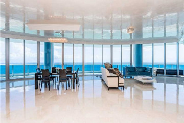 Home for Sale at 5959 Collins Ave #1607, Miami Beach FL 33140