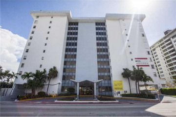 Home for Sale at 9273 Collins Ave #302, Surfside FL 33154