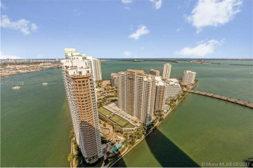 Home for Sale at 901 Brickell Key Blvd #3401 #3401, Miami FL 33131