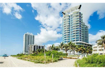 Home for Sale at 6515 Collins Ave #1501, Miami Beach FL 33141