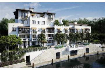 Home for Sale at 6100 Caballero Blvd #2C FLAT, Coral Gables FL 33146