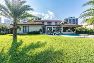 Home for Sale at 418 Holiday Dr, Hallandale FL 33009