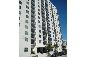 Home for Sale at 401 69th St #701, Miami Beach FL 33141