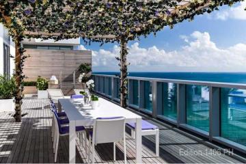 Home for Sale at 2901 Collins Ave #Ph1406, Miami Beach FL 33140