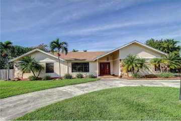 Home for Sale at 12800 SW 96th Ave, Miami FL 33176