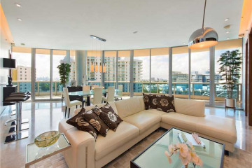 Home for Sale at 5959 Collins Av #1001, Miami Beach FL 33140