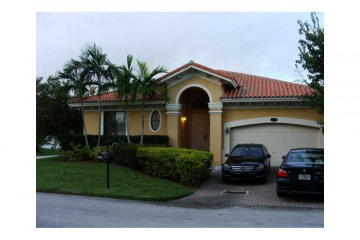 Home for Rent at 7581 SW 190th St, Cutler Bay FL 33157