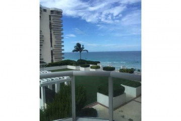 Home for Sale at 6365 Collins Ave #808, Miami Beach FL 33141