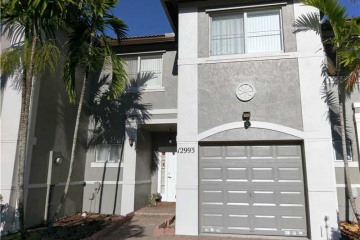 Home for Sale at 12993 SW 28th Ct #12993, Miramar FL 33027