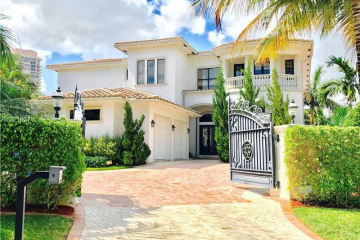Home for Sale at 238 S Island Dr, Golden Beach FL 33160