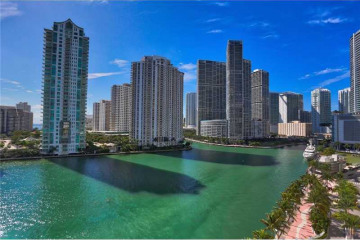 Home for Sale at 325 S Biscayne Blvd #1123, Miami FL 33131