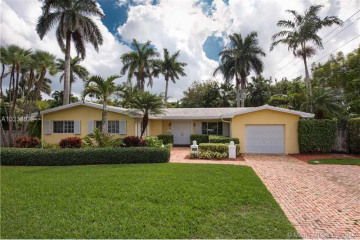 Home for Sale at 6160 SW 85 St, South Miami FL 33143