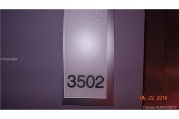 Home for Sale at 1300 Brickell Bay Dr #3502, Miami FL 33131