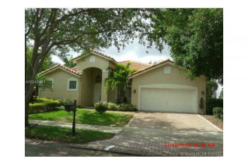 Home for Rent at 1374 Ginger Cir, Weston FL 33326