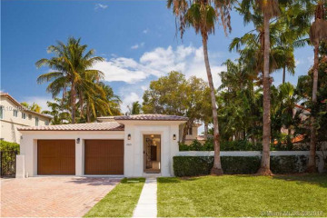 Home for Sale at 4515 N Meridian Ave, Miami Beach FL 33140
